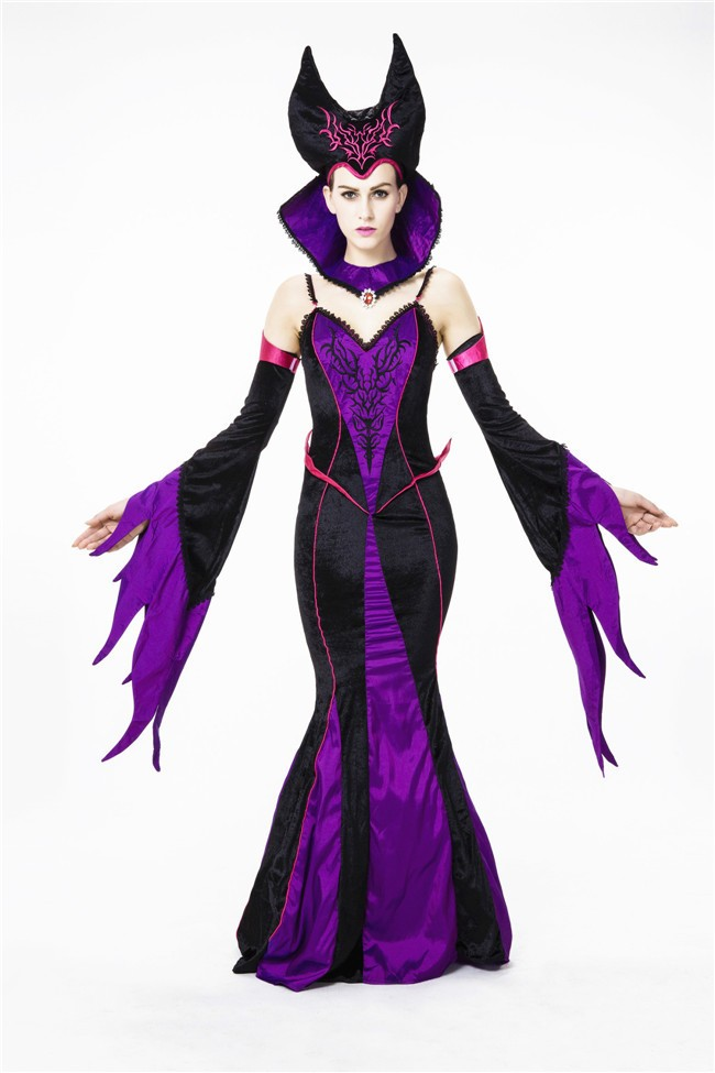 Deluxe Fairytale Heks Kostyme