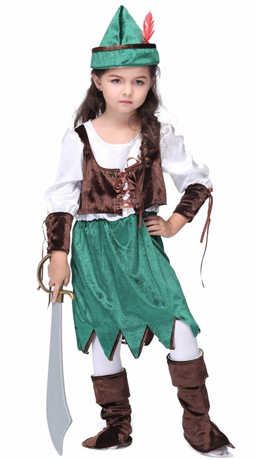 81d0de47 Korsett Halloween Pirat Skog Prinsesse Kostyme