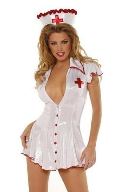 Topp Kvalitet Sykepleier Kostyme