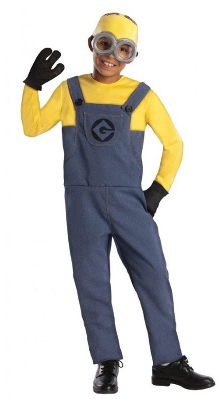 Grusomme Meg Minion Kostyme Dave Barn