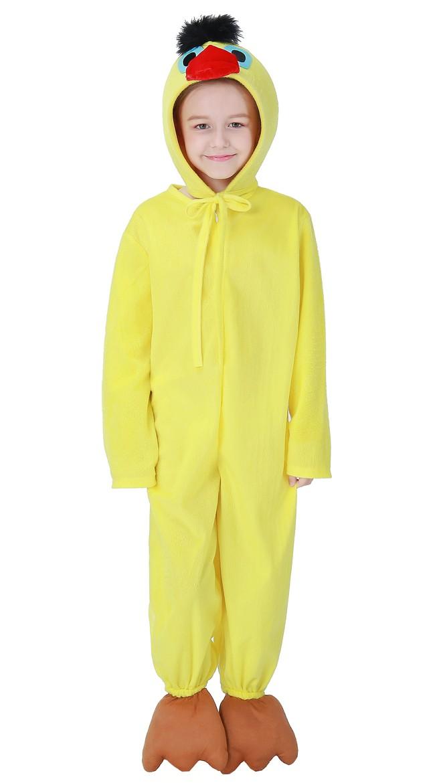 Lille Gul And Kostyme Til Barn