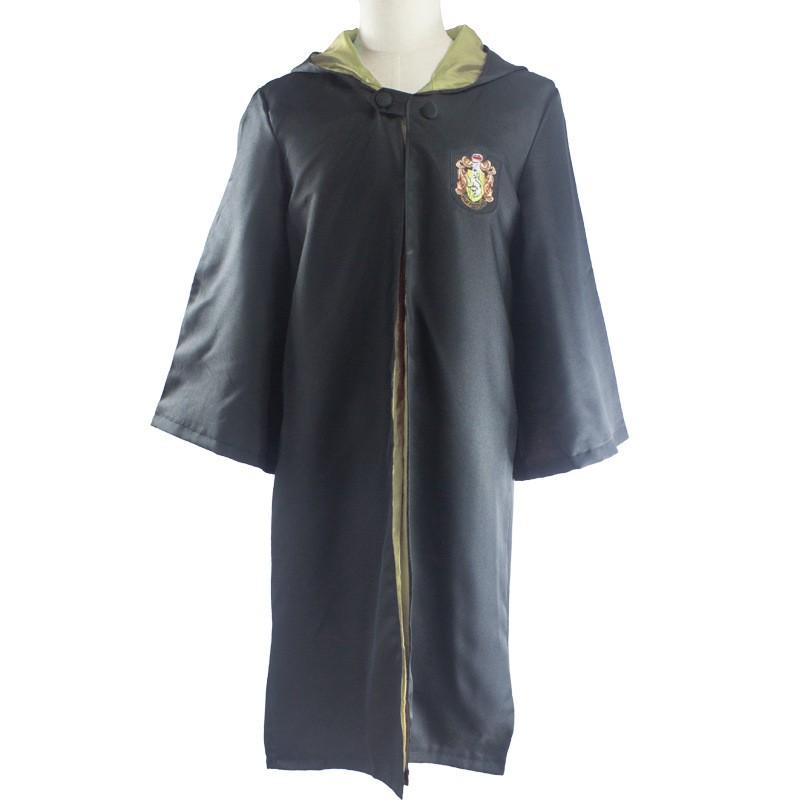 Hufflepuff Kappe Barn Harry Potter Kostymer