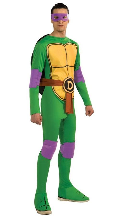 Klassisk Ninja Turtles Donatello Kostyme