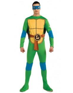 Klassisk Ninja Turtles Leonardo Kostyme