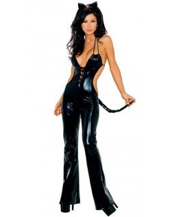 Feisty Feline Sexy Catwoman Kostyme
