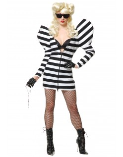 Dame Kostyme Halloween Fange Kostyme