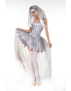 Brud Av Undergang Zombie Kostyme