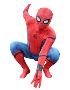 3D Print Homecoming Voksen Spiderman Kostyme