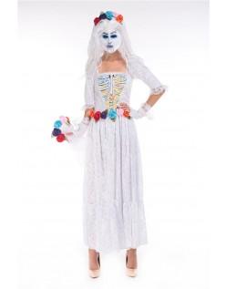 Død Zombie Brud Kostyme