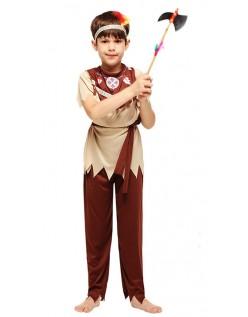 Halloween Indianer Kostyme For Gutt