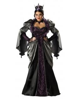 Elite Ugudelig Dronning Kostyme