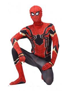 Iron Spiderman Kostyme Voksne Avengers Infinity War