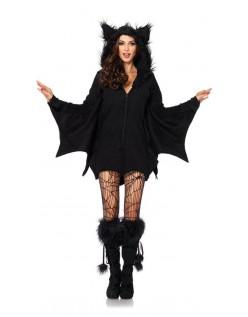 Skurkfladder Halloween Vampyr Kostyme