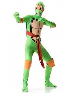 Teenage Mutant Ninja Turtles Kostyme Michelangelo