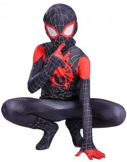 Spiderman Kostyme Barn Spider Man Into the Spider Verse