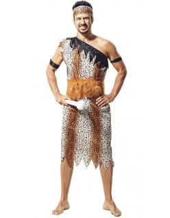 Smiffys Halloween Indianer Kostyme Herre