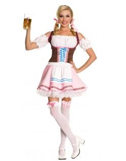 Rosa Bavarian Oktoberfest Kostyme