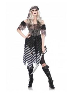 Lidenskap Sexy Voksen Pirat Kostyme