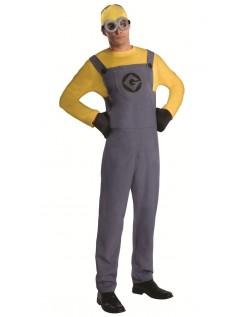 Grusomme Meg Dave Minions Kostyme Mann
