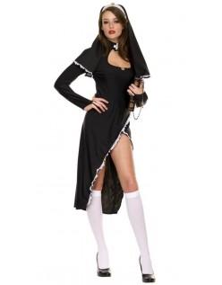 Nonne Kostyme Dame
