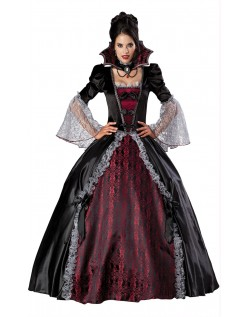 Versailles Vampyr Kostyme for Halloween