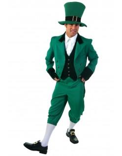 Leprechaun Kostyme Herrekostyme