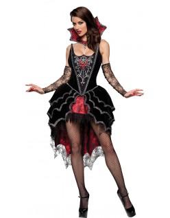Mørk Elskerinne Vampyr Kostyme