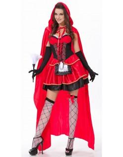 Frolic Lille Rødhette Kostyme Dame