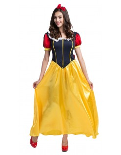 Elskling Klassisk Snøhvit Kostyme