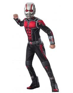 Barn Ant Man Muskel Kostyme