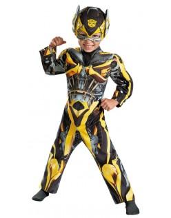 Transformers Bumblebee Muskel Kostyme Barn