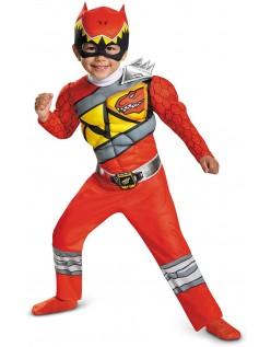 Muskel Power Rangers Kostyme til Barn