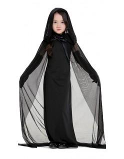 Mørke Vampyr Heks Kostyme Barn
