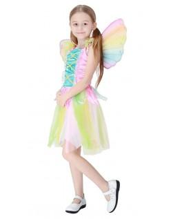 Halloween Søt Alv Fe Kostyme Barn
