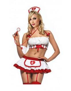Love Sick Sykepleier Kostyme Voksne