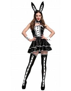 Dapper Bunny Kostyme Festdrakt