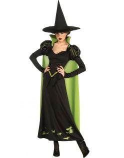 Halloween Voksne Ond Heks Kostyme