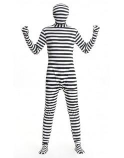Forsvinner Fange Kostyme Mann
