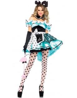 Alice i Eventyrland Kostyme Herlig Alice Kostyme