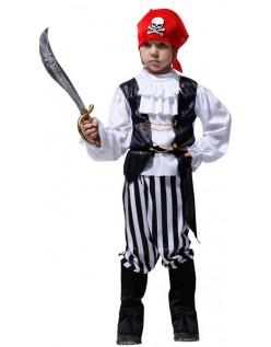 Nordisk Liten Piratkostyme Halloween Kostyme Barn