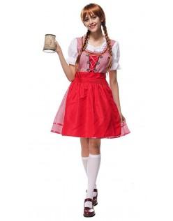 Bavarian Tyroler Kostyme Oktoberfest Kostyme