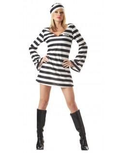 Halloween Fange Kostyme Dame