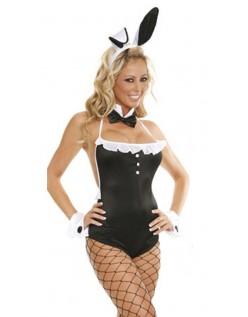 Jente Nabo Bunny Kanin Kostyme