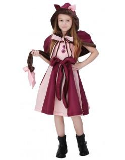 Alice i Wonderland Katt Kostyme Barn