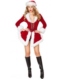 Hette Julenisse Kostyme