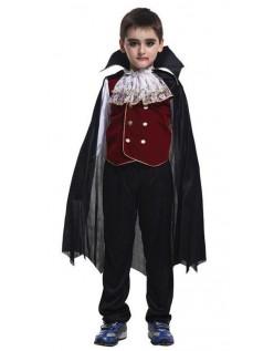 Edle Halloween Vampyr Kostyme Barn