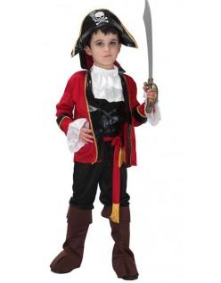 Halloween Pirat Kostyme Barnekostyme