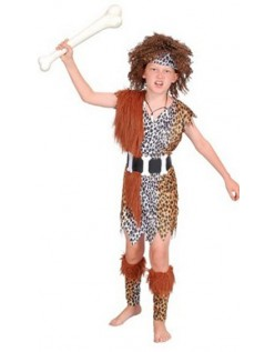 Huleboer Kostyme Indianer Kostymer Barn