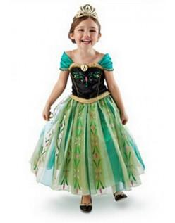 Frozen Prinsesse Anna Kransekjole Barn