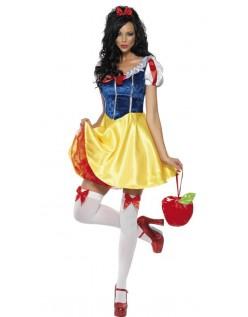 Fairytale Snøhvit Kostyme
